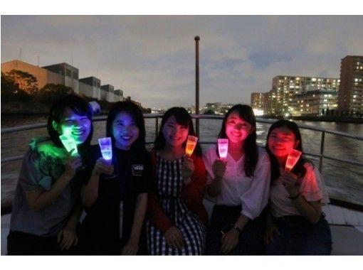 【愛知・名古屋】名古屋港ナイトクルーズ