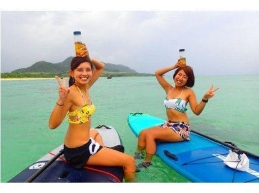【沖縄・石垣島】美しいサンライズを見ながらサップヨガ&サップ・朝活プラン