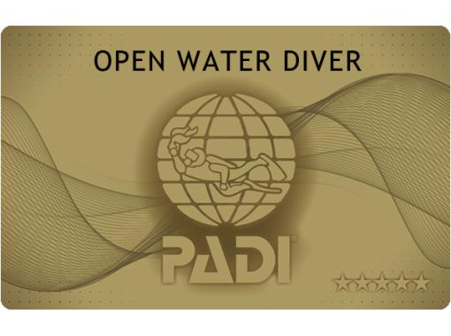 【静岡・沼津】Cカード取得 ゴールドカード PADIオープンウォターeラーニング(2日間)