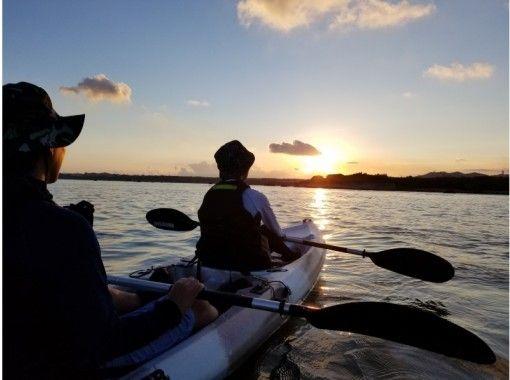 【石垣島】カヤックに乗って眺める極上の夕日!サンセット&マングローブカヤックツアー!