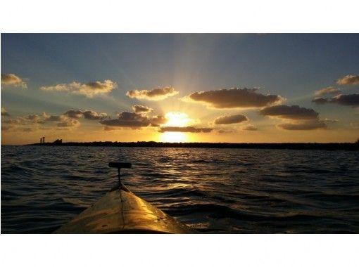 【沖縄・石垣島】カヤックに乗って眺める極上の夕日!サンセットカヤックツアー!