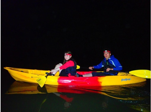 【西表島/夜】享受世界遺產之夜的新感覺冒險!星空與騎士紅樹林 SUor 獨木舟 [照片數據免費]の紹介画像