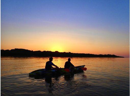 [西表岛/清晨] ⑭ 从早上开始的清新感人的体验!可选日出 SU 或独木舟 [无照片数据]の紹介画像