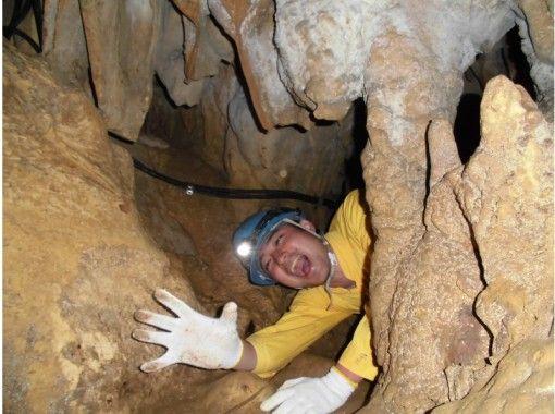 【沖縄・宜野座】やんばる自然洞窟、本格探検アドベンチャーツアー!10才から参加OK!