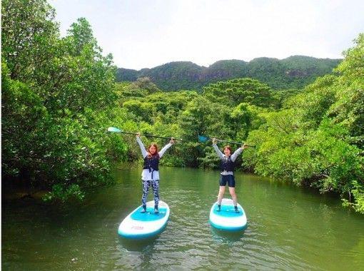 【沖縄・石垣島】⑥地域共通クーポンOK!【半日】大自然マングローブで選べるSUPorカヌーツアー【写真データ無料】