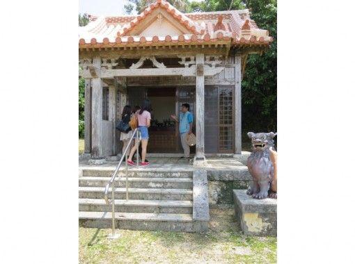 【沖縄・宜野座】地元ガイドとのんびり巡る。メーガー鍾乳洞&周辺史跡