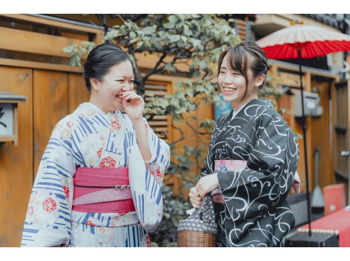 [Tokyo / Asakusa] <Friends Plan> A great value brand that can be used by 2 people regardless of gender! Professional hairdresser hair set, hair ornament (women only)の紹介画像