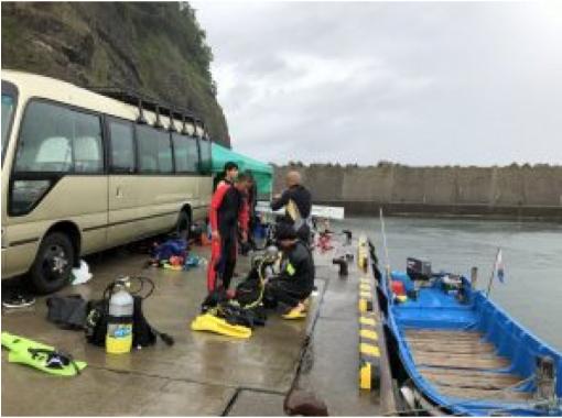 【北海道・積丹】ロウソク岩エリアで泳ごう!ビーチ・ファンダイビング(2ダイブ)♪