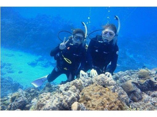 【沖縄・名護】完全貸切!!体験ダイビング&BBQプランの紹介画像