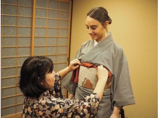 【広島・宮島】着物でまるごと日本文化体験「茶道」「書道」「手料理づくり」「着物レンタル」の紹介画像