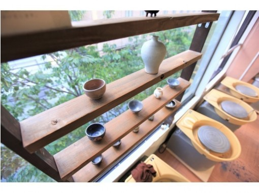 [Osaka Umeda] You can choose from mugs, bowls, pasta plates, and platters ♪ Lessons you want to make ceramics ☆の紹介画像
