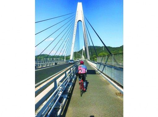 【広島・福山】手ぶらで!しまなみサイクリングの旅[観光タクシープラン]