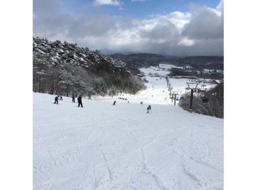 【長野・飯綱】いいづなリゾートスキー場☆1日リフト券・お子さまと一緒に・スノーボード全面滑走OK