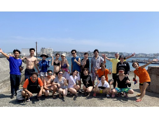 """""""Even inexperienced is fine! ! 2 Beach Fun Diving""""の紹介画像"""