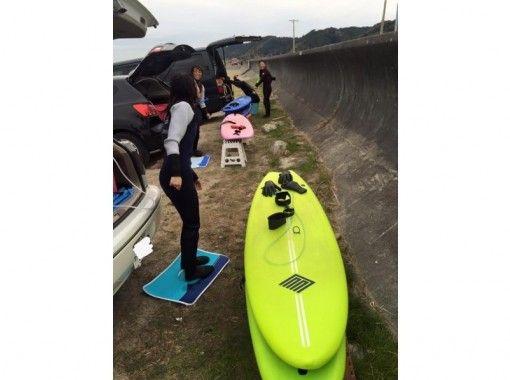 【静岡・静岡市】サーフィンスクール 初心者・体験コース(120分)