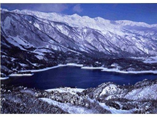 【長野・大町市 スノーシュー・かんじき】冬山の美しさを感じよう!(半日コース)6才から参加可