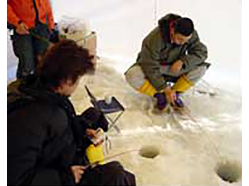 【北海道・網走】タルタルーガ☆スノーシュートレッキングツアーの紹介画像