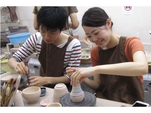 東京でおすすめ!雨の日デート5位:陶芸体験