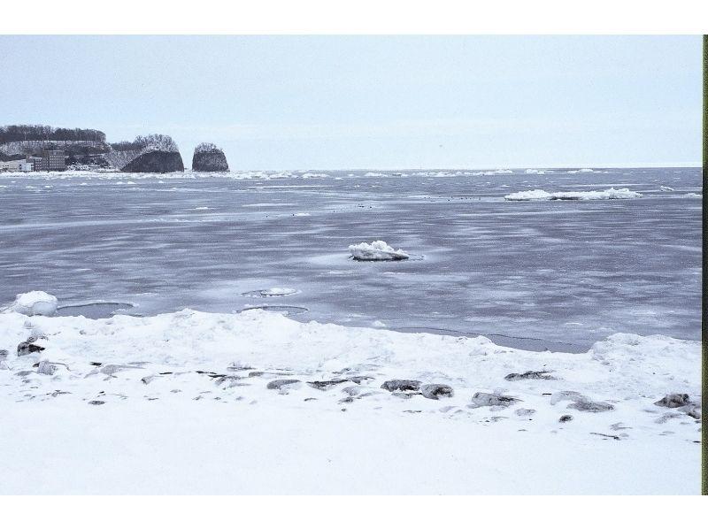【北海道・網走】タルタルーガ☆スノーシュートレッキングツアー(早朝ツアー:120分)の紹介画像