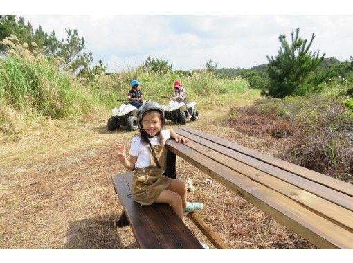 【沖縄・国頭郡】東村(北部パイナップルの村)でバギー体験!やんばるアドベンチャーファーム@又吉コーヒー園!