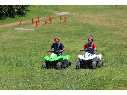[Northern Yanbaru Higashi Village (Corona Countermeasures Store)] Buggy Adventure ★ 4 years old ~ Participation is possible and popularity soars! Forest / view / farm course @ Matayoshi Coffee Farmの紹介画像