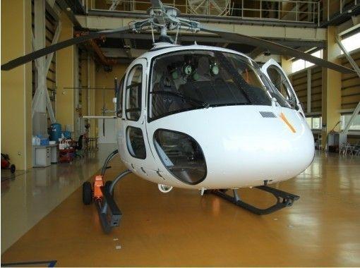 【埼玉発】上空600mの絶景ツアー!観光名所をヘリコプター遊覧飛行体験【10分】