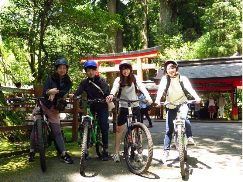 箱根で体験するMTB(マウンテンバイク)ツアー