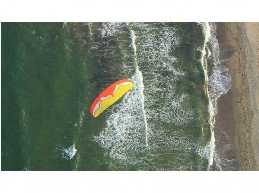 【宮城・仙台・松島】パラグライダーで日本三景松島の絶景を遊覧飛行!初心者専門!英語対応も可!