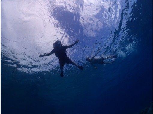 地域共通クーポン利用可能!【沖縄・本島】沖縄の海を堪能!写真無料☆ビーチシュノーケリングツアー