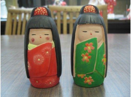 【福岡・博多】博多人形の「絵付け体験」小さなお子様も楽しめる!駅より徒歩1分