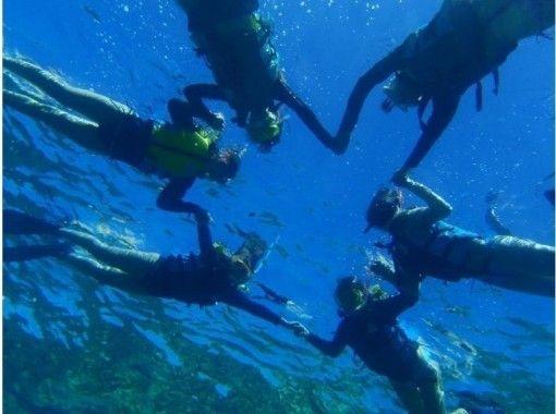 [ 오키나와 · 미야코지마 ] 수 입고가 있으면 참가 OK! 체험 다이빙 반 일 보트の紹介画像