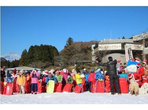 【神奈川・箱根】箱根園☆雪そり遊び広場入場チケット・お子さまと雪遊び♪