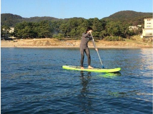 SUP河流和海洋体验の紹介画像