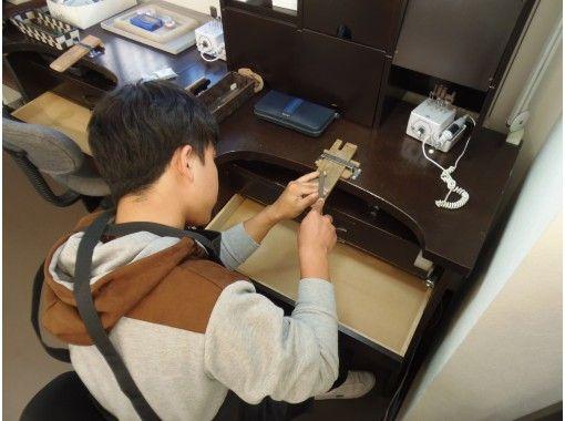 [Kumamoto / Kumamoto City] ④Diamond Plan Ideal for proposals Handmade original engagement ring (chartered workshop) One original ring in the worldの紹介画像