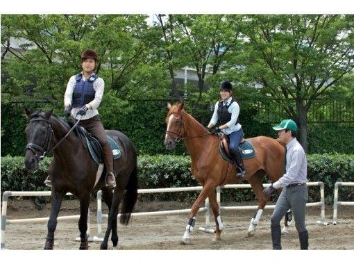 【大阪・豊能】初めてでも安心!マンツーマンで乗馬体験