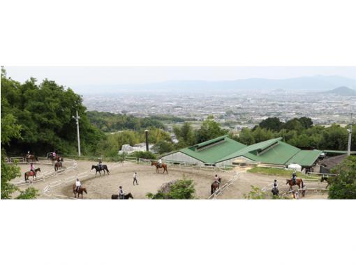 【奈良・御所】プレミアム乗馬スクール(10ヶ月プラン)じっくり通えるトライアルコース