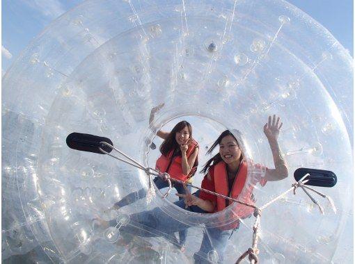 【滋賀・琵琶湖】琵琶湖の上を走り回ろう!「ウォーターチューバー体験」写真サービスあり!
