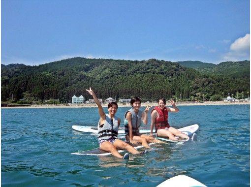 【南国宮崎・サップ体験】プライベートビーチでSUPクルージング♪{期間限定}初心者歓迎!体験コースの紹介画像