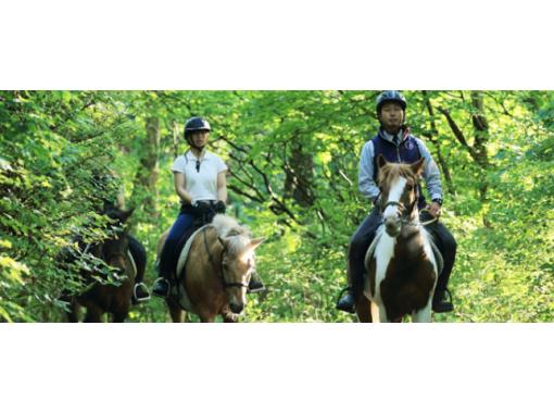 【岡山・東区寺山】初めてでも安心!マンツーマンで乗馬体験