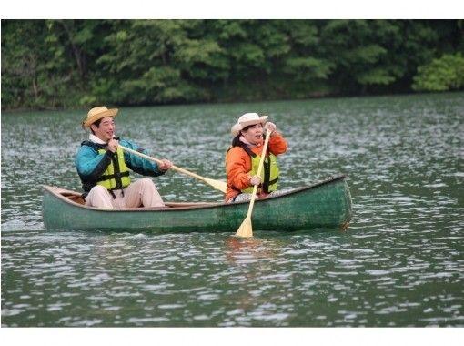 [ Hokkaido / Tokachi] Early morning canoeing experience (1 hour)の紹介画像