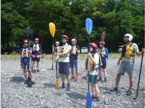 気田川カヤックツーリング 午前コース 写真付きの紹介画像