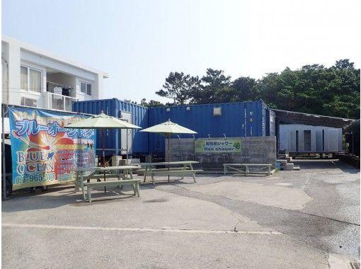 [沖繩藍洞]藍洞浮潛和恩納村海上漫步大套餐の紹介画像