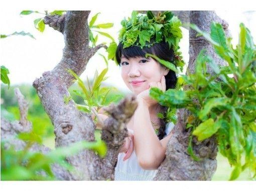 【沖縄初】感動体験!沖縄草花アレンジメント&プロショット撮影