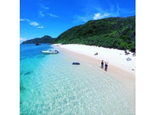 奄美北部で唯一船でしか行けない秘境のビーチで1日遊ぼう‼コウトリビーチ1DAYプランお弁当付き