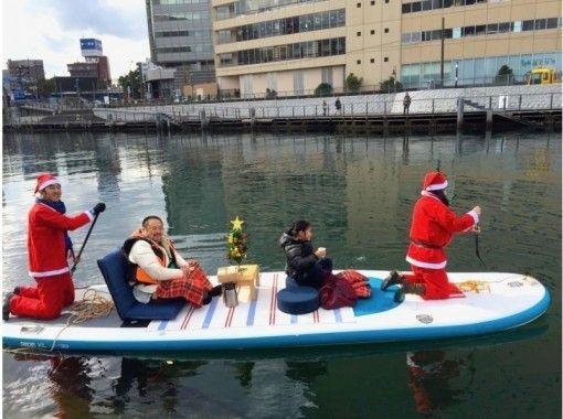 Big SUP(mega SUP )横浜水上アドベンチャー