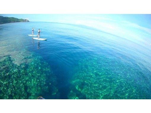 【沖縄・石垣】SUPヨガ&フィットとSUP冒険クルーズ 初心者歓迎♪ 地域共通クーポン使えます!