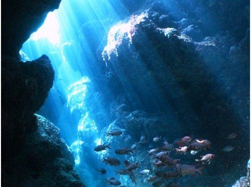 [一組保留!藍洞球迷跳水的可能性最大] [全套設備租賃和免費照片]當天預訂可以の紹介画像