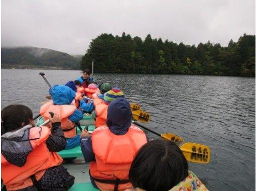 【長野・大町市】青木湖でゲームdeチームワークアップ!(10名様~最大30名様迄)