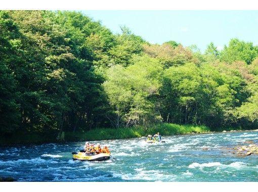 HIS Super Summer Sale Tokachigawa Rafting + Yakiniku Pack ♪の紹介画像