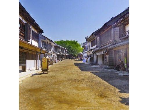 【千葉・成田】プライベートツアー・忍者や江戸町民のコスプレで、江戸の町にタイムスリップする旅